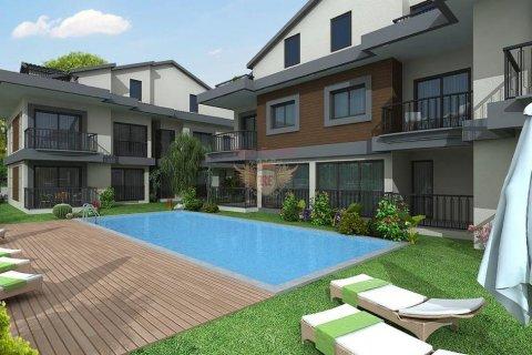 Продажа квартиры в Фетхие, Мугла, Турция 2+1, 70м2, №2603 – фото 4
