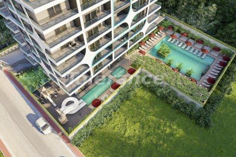 Продажа квартиры в Махмутларе, Анталья, Турция 3+1, №3246 – фото 3