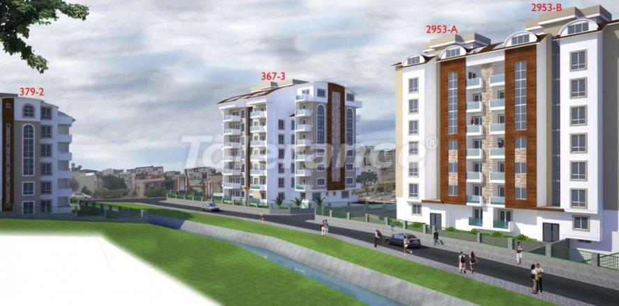 Квартира 2+1 в Аланье, Анталья, Турция №3518