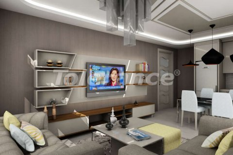 Продажа квартиры в Махмутларе, Анталья, Турция 2+1, 64м2, №3790 – фото 2