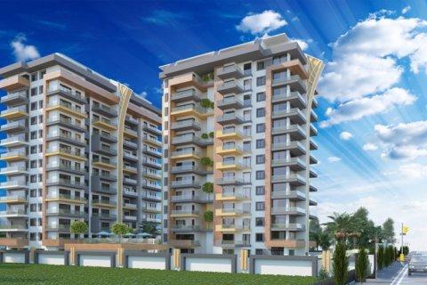 Продажа квартиры в Махмутларе, Анталья, Турция 1+1, 65м2, №2873 – фото 3