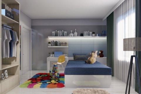 Продажа квартиры в Махмутларе, Анталья, Турция 2+1, 90м2, №2877 – фото 4