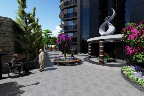 Продажа квартиры в Махмутларе, Анталья, Турция 1+1, 65м2, №2892 – фото 5