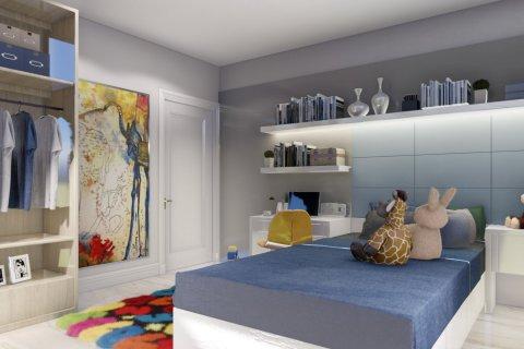Продажа квартиры в Махмутларе, Анталья, Турция 2+1, 90м2, №2877 – фото 8