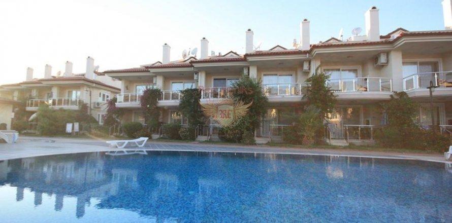Квартира 2+1 в Фетхие, Мугла, Турция №2606