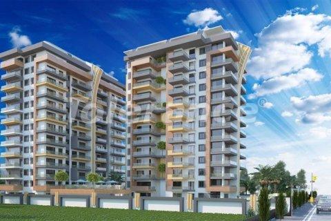 Продажа квартиры в Махмутларе, Анталья, Турция 1+1, 67м2, №3042 – фото 5
