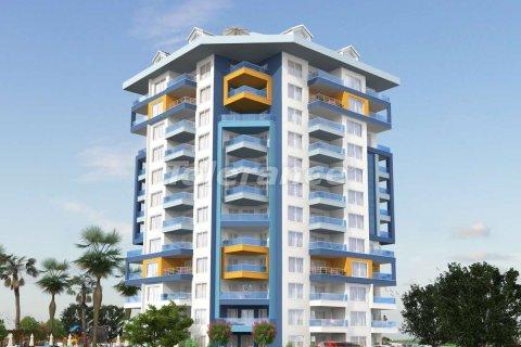 Продажа квартиры в Махмутларе, Анталья, Турция 2+1, 64м2, №3470 – фото 8