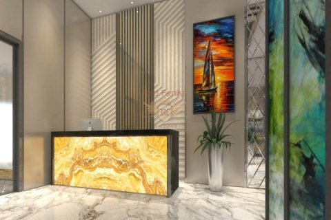 Продажа квартиры в Аланье, Анталья, Турция 2+1, 87м2, №2558 – фото 18