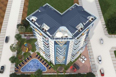 Продажа квартиры в Махмутларе, Анталья, Турция 2+1, 64м2, №3470 – фото 5