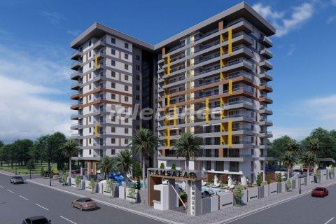 Продажа квартиры в Махмутларе, Анталья, Турция 1+1, №3055 – фото 1