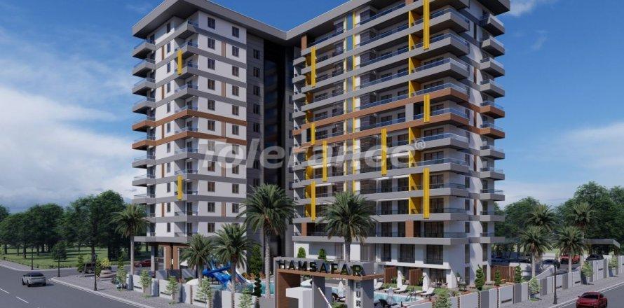 Квартира 1+1 в Махмутларе, Анталья, Турция №3055