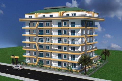 Продажа квартиры в Махмутларе, Анталья, Турция 3+1, №3123 – фото 1