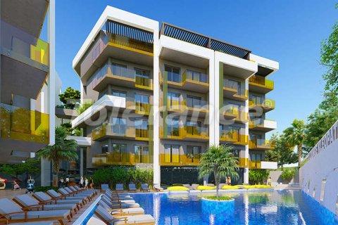 Продажа квартиры в Аланье, Анталья, Турция 2+1, №3910 – фото 4