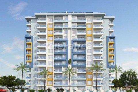 Продажа квартиры в Махмутларе, Анталья, Турция 2+1, 64м2, №3470 – фото 1