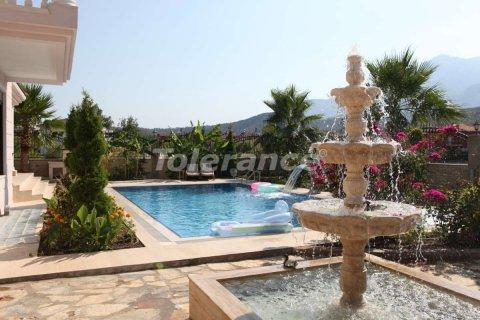 Продажа виллы в Кемере, Анталья, Турция 5+2, 475м2, №3689 – фото 8