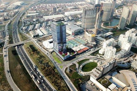 Продажа квартиры в Стамбуле, Турция 1+1, №2969 – фото 3