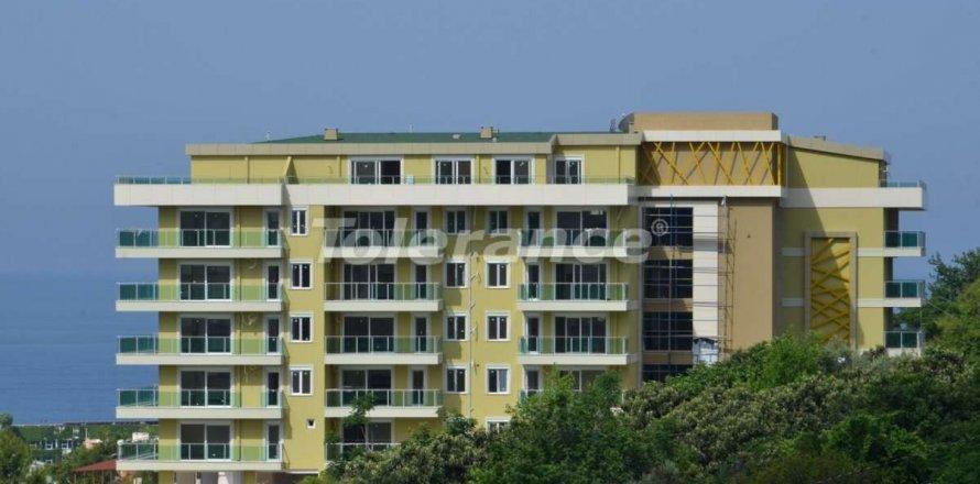 Квартира 3+1 в Аланье, Анталья, Турция №3722
