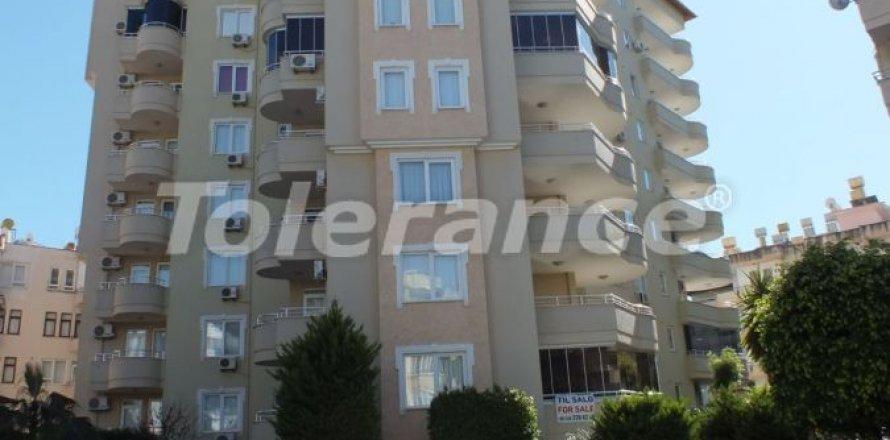 Квартира 3+1 в Аланье, Анталья, Турция №3125