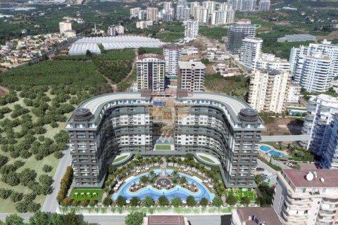 Продажа квартиры в Аланье, Анталья, Турция 2+1, 87м2, №2558 – фото 11