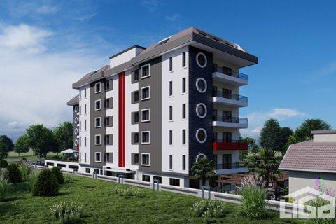 Продажа квартиры в Кестеле, Анталья, Турция 1+1, 71м2, №2854 – фото 2