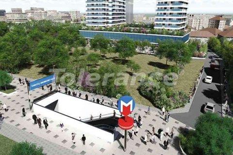 Продажа квартиры в Стамбуле, Турция 1+1, 80м2, №3433 – фото 5