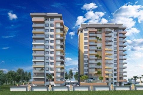 Продажа квартиры в Махмутларе, Анталья, Турция 1+1, 65м2, №2873 – фото 2