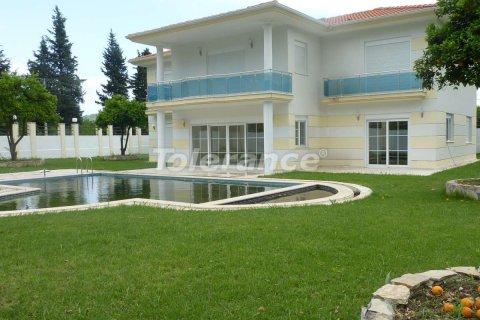 Продажа виллы в Кемере, Анталья, Турция 6+1, 320м2, №3664 – фото 1