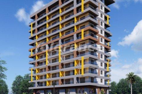 Продажа квартиры в Махмутларе, Анталья, Турция 1+1, №3055 – фото 3