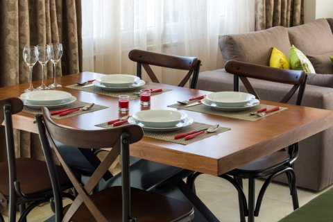 Продажа квартиры в Махмутларе, Анталья, Турция 1+1, 70м2, №2731 – фото 15