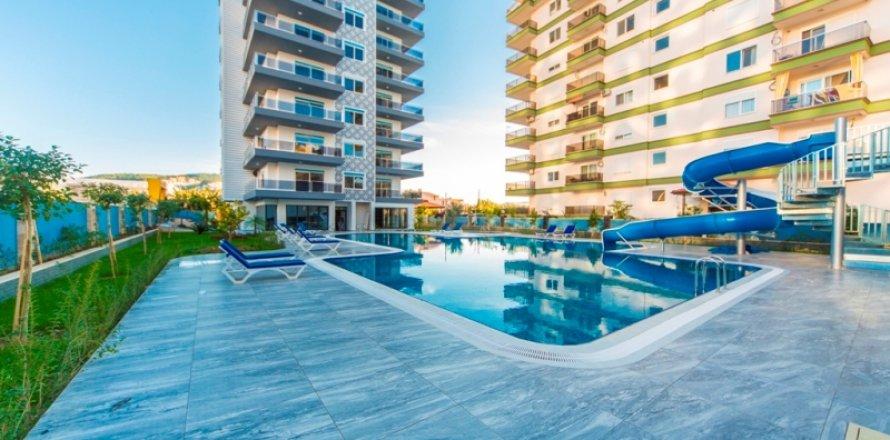 Квартира 1+1 в Махмутларе, Анталья, Турция №2731