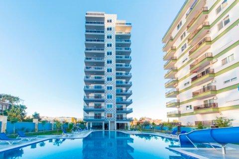 Продажа квартиры в Махмутларе, Анталья, Турция 1+1, 70м2, №2731 – фото 3