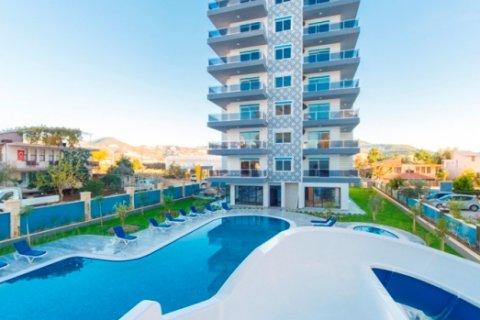 Продажа квартиры в Махмутларе, Анталья, Турция 1+1, 70м2, №2731 – фото 2
