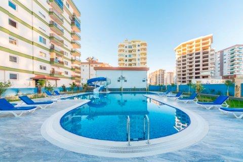 Продажа квартиры в Махмутларе, Анталья, Турция 1+1, 70м2, №2731 – фото 5