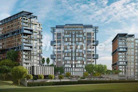 Продажа квартиры в Стамбуле, Турция 2+1, 93м2, №3191 – фото 2