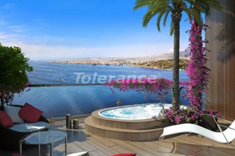 Продажа квартиры в Измире, Турция 1+1, 45м2, №3079 – фото 10