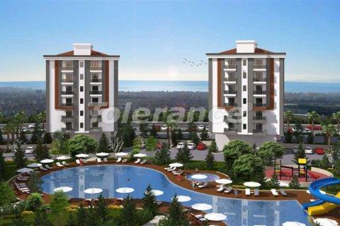 Продажа квартиры в Анталье, Турция 4+2, 165м2, №3703 – фото 1