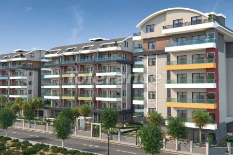 Продажа квартиры в Аланье, Анталья, Турция 1+1, №3097 – фото 4