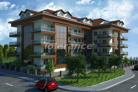 Продажа квартиры в Аланье, Анталья, Турция 1+1, 48м2, №3674 – фото 2