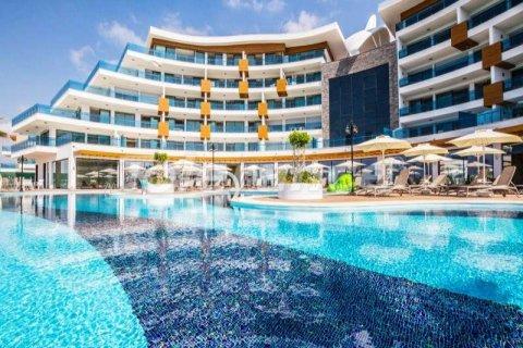 Продажа квартиры в Конаклы, Анталья, Турция 1+1, 83м2, №3645 – фото 5