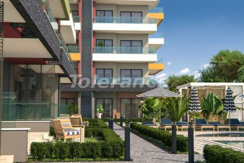 Продажа квартиры в Аланье, Анталья, Турция 1+1, №3097 – фото 9