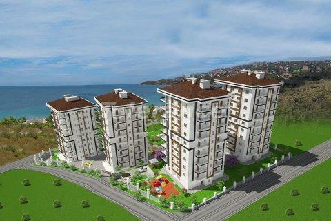 Продажа квартиры в Трабзоне, Турция 3+1, 186м2, №3220 – фото 3