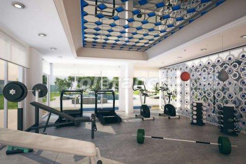 Продажа квартиры в Махмутларе, Анталья, Турция 1+1, 70м2, №3656 – фото 10