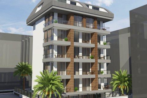Продажа квартиры в Аланье, Анталья, Турция 1+1, 55м2, №2887 – фото 7