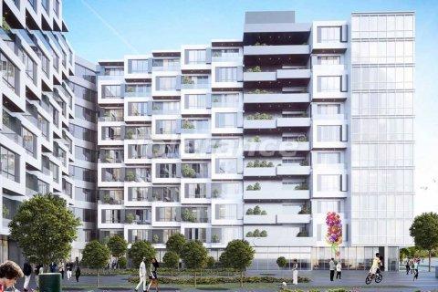 Продажа квартиры в Стамбуле, Турция 1+1, 60м2, №3163 – фото 9