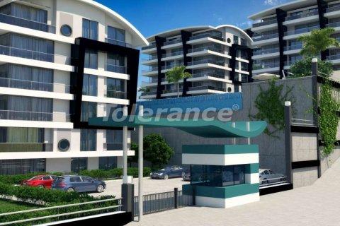 Продажа квартиры в Аланье, Анталья, Турция 2+1, 60м2, №3726 – фото 1