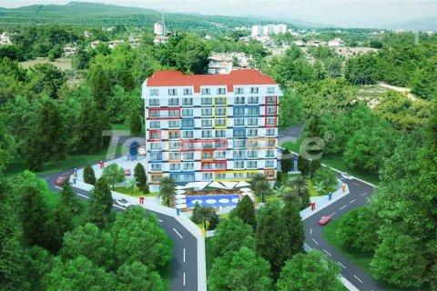 Продажа квартиры в Аланье, Анталья, Турция 3+1, 38м2, №3840 – фото 2