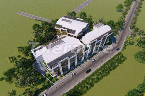 Продажа квартиры в Аланье, Анталья, Турция 2+1, №3910 – фото 7