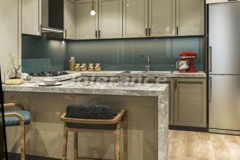 Продажа квартиры в Стамбуле, Турция 1+1, 63м2, №3085 – фото 6