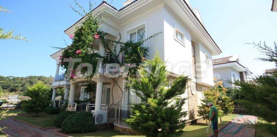 Квартира 3+1 в Фетхие, Мугла, Турция №3486