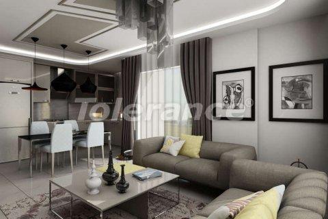 Продажа квартиры в Махмутларе, Анталья, Турция 2+1, 64м2, №3790 – фото 3